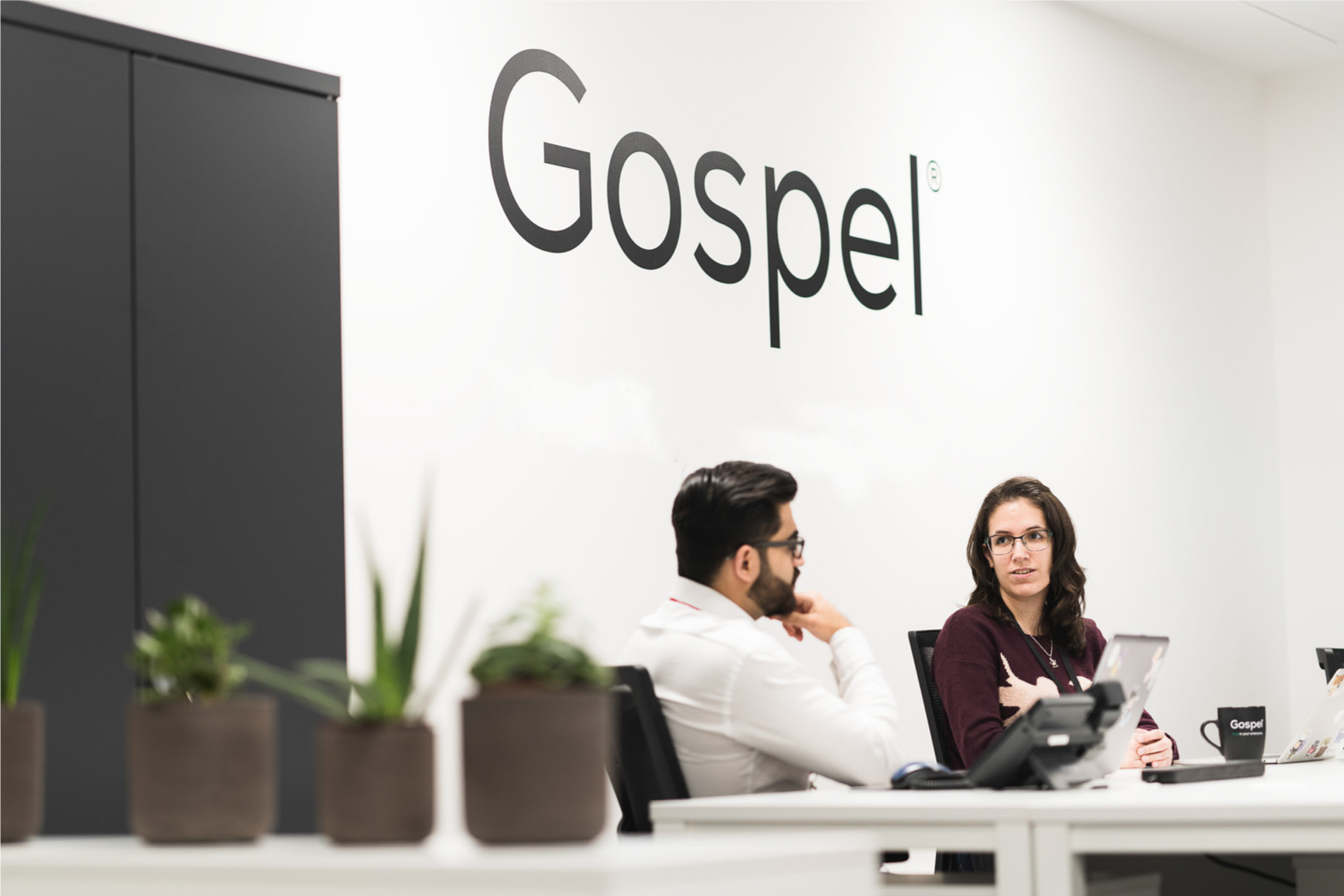 Gospel Technology Company Overview1